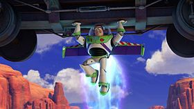 Buzz Lightyear in Toy Story 3 - La grande fuga
