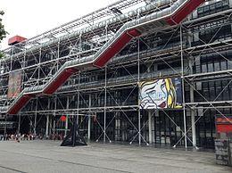 Museo Pompidou.Centro Georges Pompidou Wikipedia