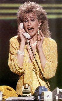 Loretta Goggi in Il bello della diretta (1986)