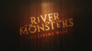 Logo del programma River Monsters