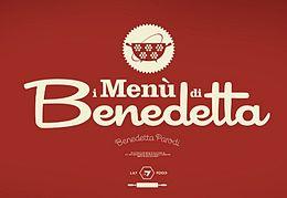 I menu di benedetta natale