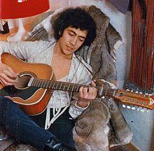Edoardo Bennato nel 1969