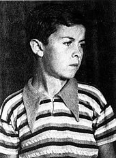 Enrico Berlinguer da bambino