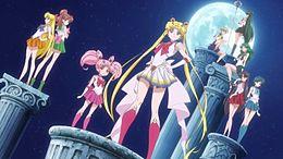 Pretty Guardian Sailor Moon Crystal Wikipedia