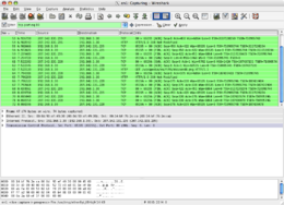 Wireshark su Mac OS X