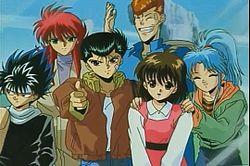 250px yu yu hakusho personaggi
