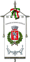 Diano Castello-Gonfalone.png