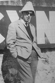 Mario Ceppi, presidentissimo del Lecco a periodi alterni dagli anni 1940 agli anni 1980.
