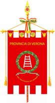 Gonfalone della provincia