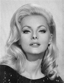 Virna Lisi in una foto degli anni sessanta