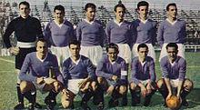 a formazione del Legnano nel 1956-1957, l'ultima a disputare il campionato di Serie B
