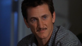 Sean Penn in una scena del film