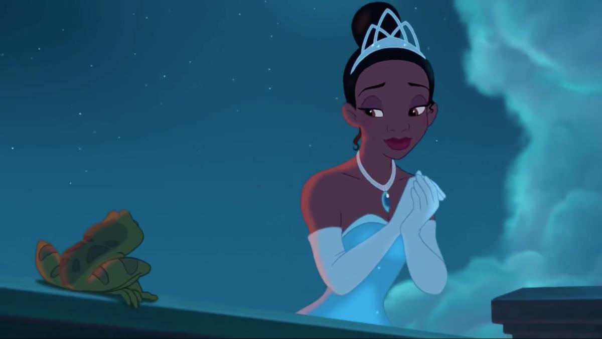 Risultati immagini per tiana la principessa e il ranocchio