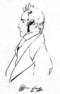 Ritratto del Marchese Cosimo Ridolfi