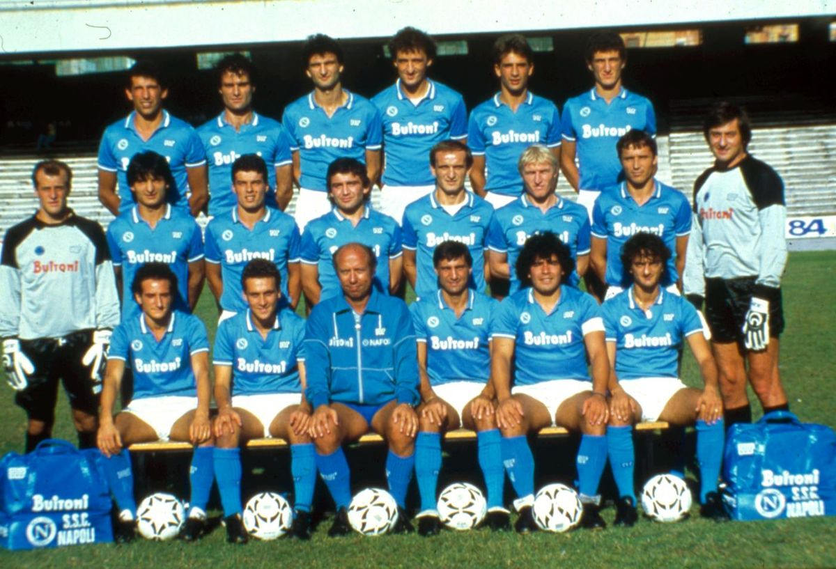 Societ sportiva calcio napoli 1985 1986 wikipedia for Serie a table 1984 85