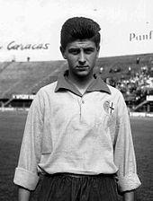 Un esordiente Rivera all'Alessandria nel 1959