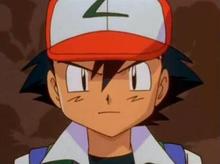 Ash Ketchum in Pokémon il film - Mewtwo contro Mew