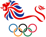 Logo British Olympic Association