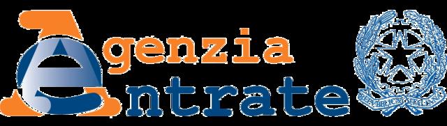 File logo agenzia wikipedia for Agenzia delle entrate risparmio energetico