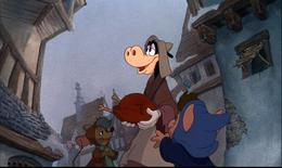 Topolino e i tre moschettieri la canzone del perfido video