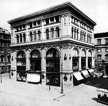 La rinascente wikipedia for Grandi magazzini mobili