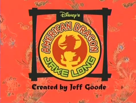 La sigla di American Dragon: Jake Long ,registrata dai Jonas Brothers