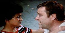 Mario Merola e Michele Esposito nel film I Figli... so' pezzi 'e Core