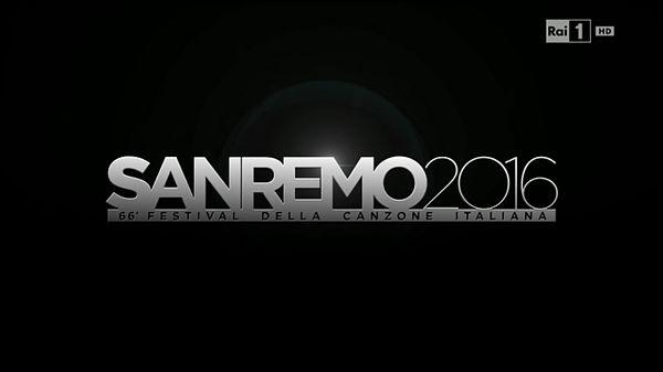 logo Sanremo 2016