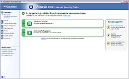 ZoneAlarm Internet Security Suite 2009