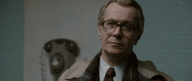 George Smiley (interpretato da Gary Oldman ne La talpa)
