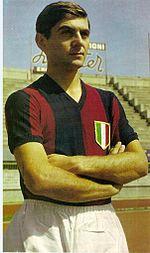 Il grande Giacomino Bulgarelli negli anni sessanta