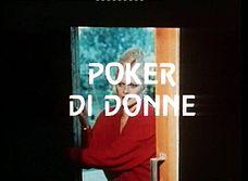 Poker di donne 1987