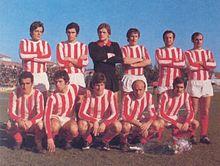 La Vis Pesaro 1969-1970.