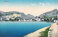 La spiaggia vista da sud 1906 c., Arch. priv. Claudio Nodari