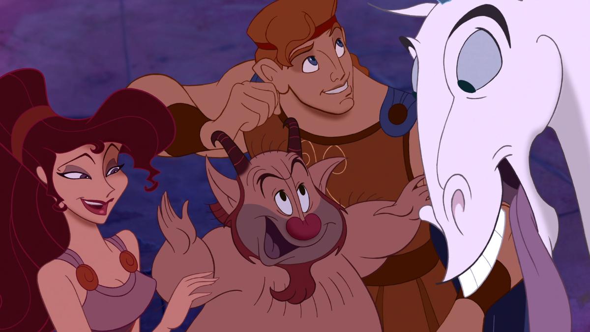 Hercules Disney Streaming
