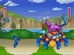 megaman 8 metal heroes