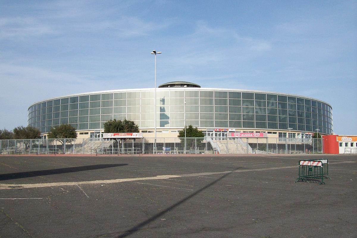 Palazzo Dello Sport Roma Wikipedia