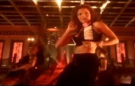 Janet Jackson video di sesso