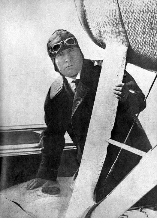 Mussolini aviatore