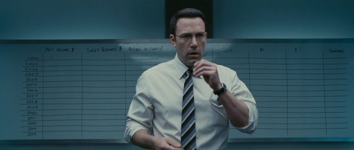 The Accountant Film 2016 Wikipedia