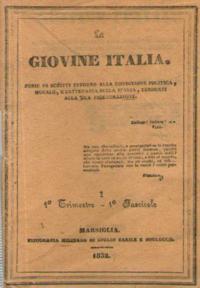 La giovine italia wikipedia for Be italia