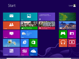 Windows 8, la penultima versione di Windows NT