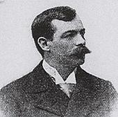 Alfred Dick, fondatore e poi presidente del neonato Foot Ball Club Torino.