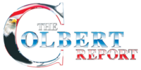 Logo del programma The Colbert Report