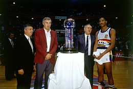 McDonald's Open 1989 (Roma) - David Stern, Doug Moe, Boris Stankovic, Alex English.jpg