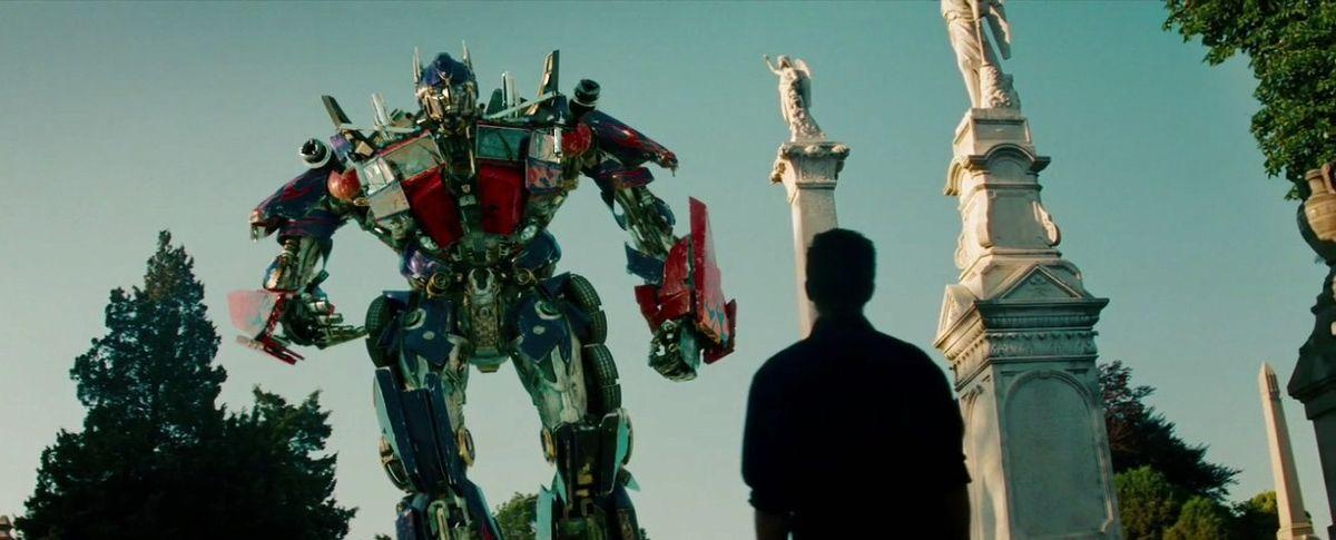 Transformers - La vendetta del caduto - Wikipedia