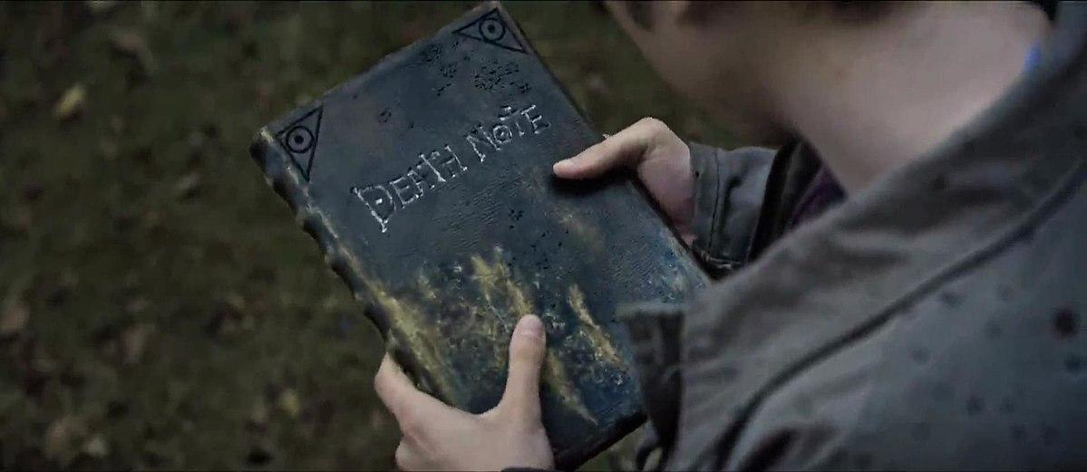 Death Note Il Quaderno Della Morte Wikipedia
