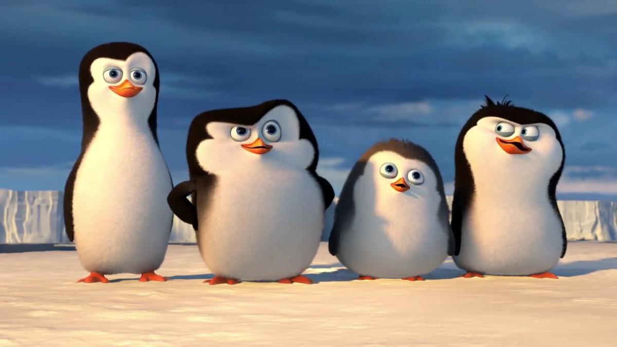 la marcia dei pinguini - YouTube