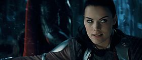 Lady Sif interpretata da Jaimie Alexander in Thor.