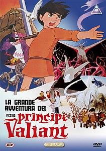 La grande avventura del piccolo principe valiant wikipedia